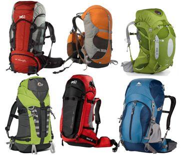Sacs à dos de randonnée, 8 conseils avant d'acheter
