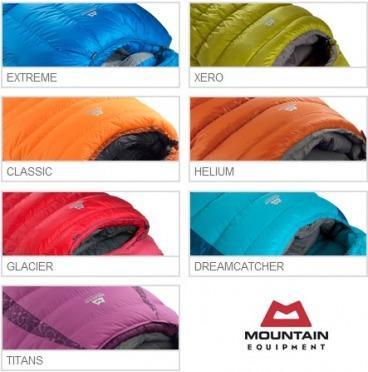 Sacs de couchage Mountain Equipment