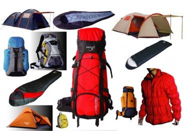 FREETIME sac à dos randonnée,tente de Camping