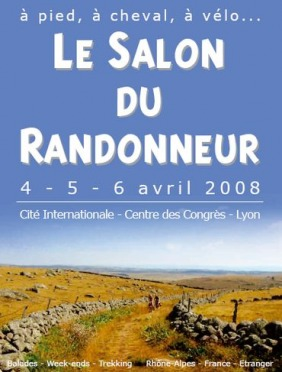 Journal du trek rando for Salon du randonneur lyon