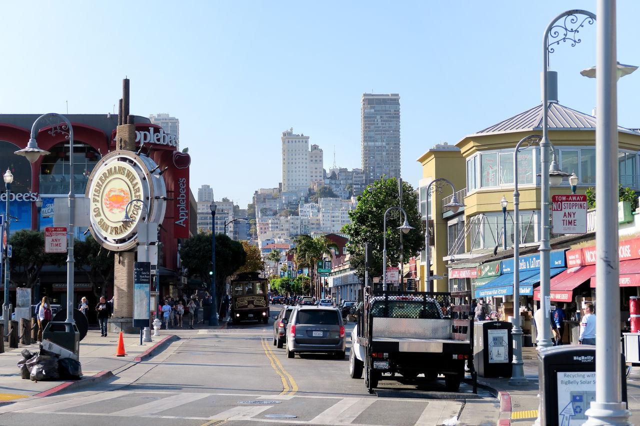 San Francisco de Californie