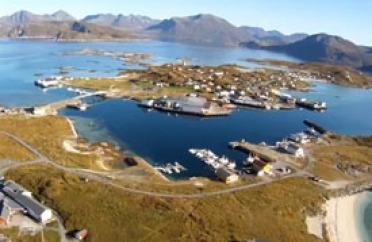 Semaine voile trek. La côte sauvage du Troms