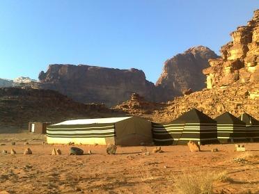 SOS Le desert du Wadi Rum en danger
