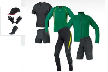 Tenue GoreRunning X-Run Ultra