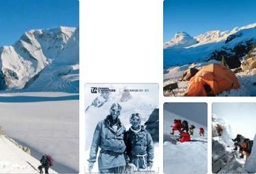Terdav sur l'Everest
