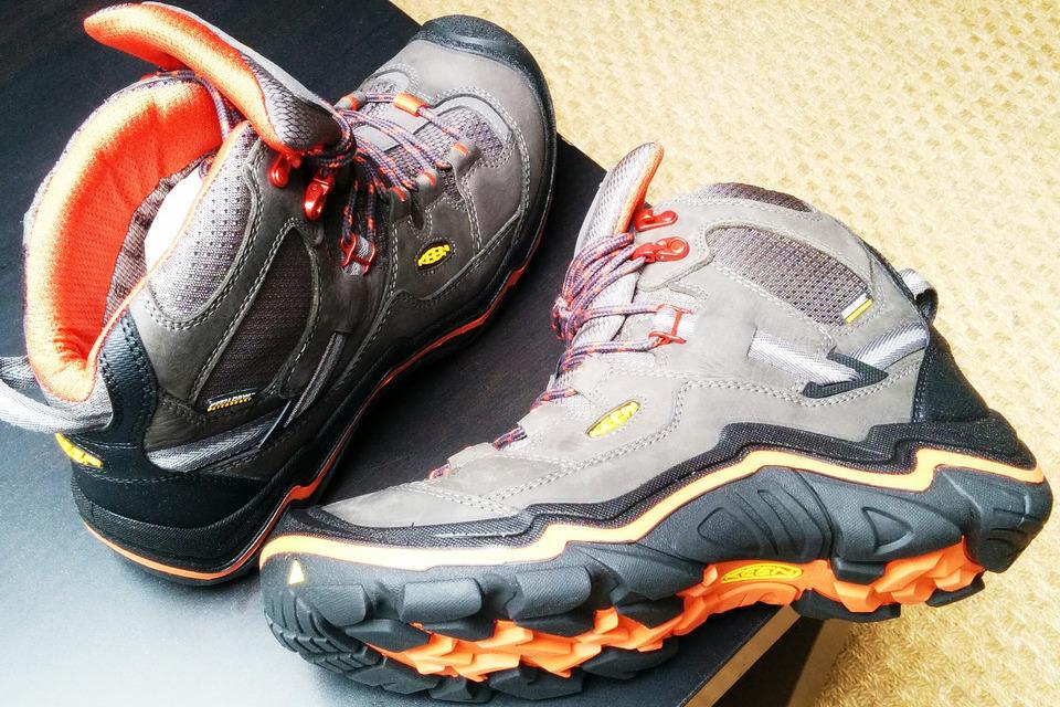 Test des chaussures de rando Keen Durand