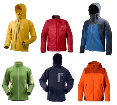 Tests et comparatif SoftShell