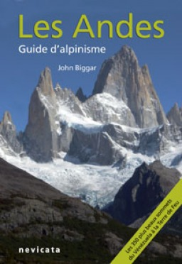 Topo alpinisme de toutes les Andes
