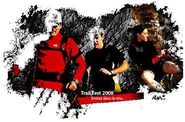 Trail Test 2008