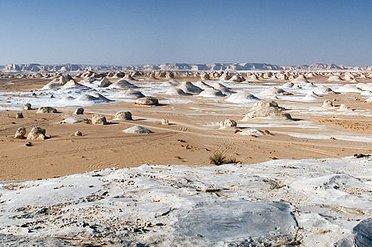 Traversée du désert libyque