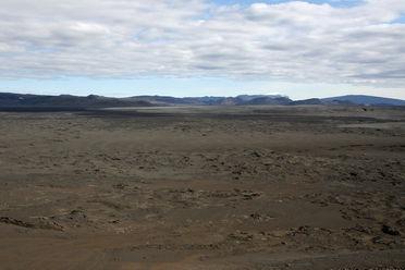 Traversée de l'Islande à pied