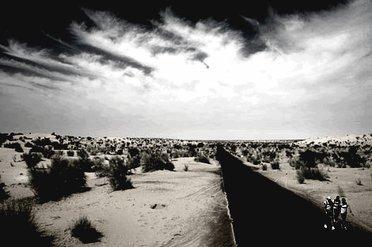 Traverser le Sahara en courant
