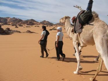 Trek désert Libye avec Emiran Tenere