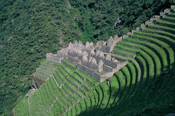 Trek sur l'autre chemin de l'Inca