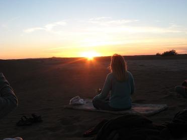Trek voyage randonnée sahara desert maroc