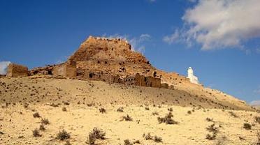 Trekk dans les montagnes berbères
