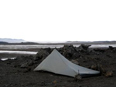 Trekking autour d'Askja et vers le Vatnajökull