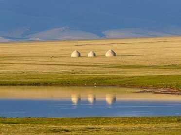 Trekking au Kirghizstan