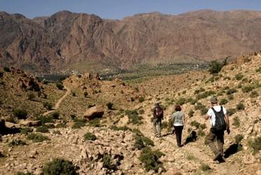 Trekking dans l'Anti-Atlas