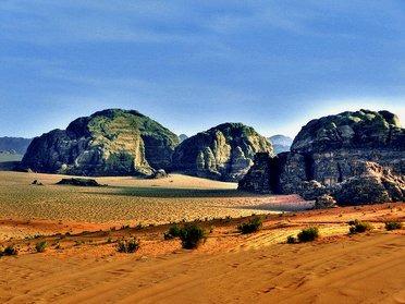 Trekking en Jordanie