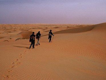 Trekking en Mauritanie