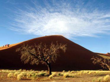 Trekking en Namibie