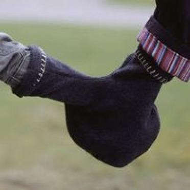 Un gant pour deux