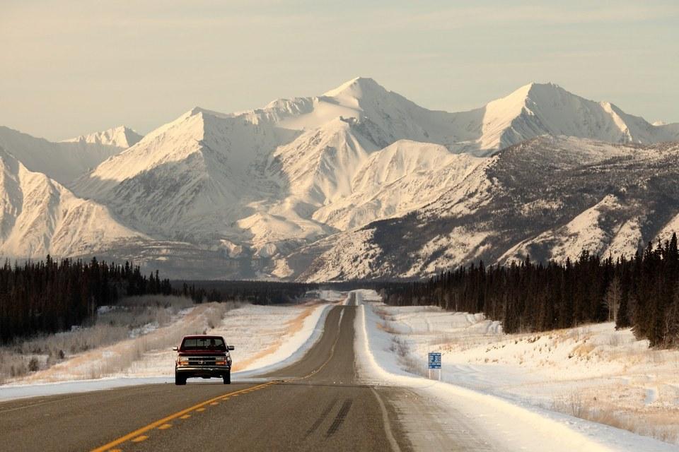 Un voyage au Yukon en hiver