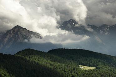 Val d'Aoste, Tour des Géants