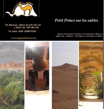 Voyage dans le désert du Sahara Maroc