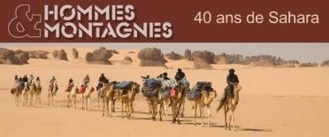 Voyages au Sahara d'après Hommes et Montagnes